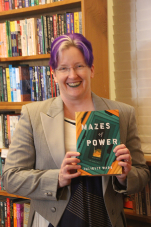 Juliette Wade and Mazes of Power