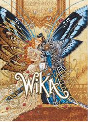 Wika, by artist Olivier Ledroit