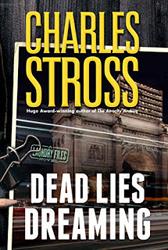 Dead Lies Dreaming Cover