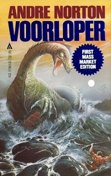 Voorloper by Andre Norton science fiction and fantasy book and audiobook reviews