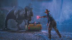 Jurassic Park. Image from The Mary Sue