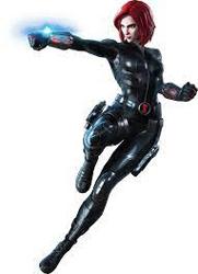Black Widow, Image from Mau fandom.com